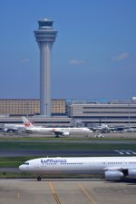KOHYAさんが、羽田空港で撮影したルフトハンザドイツ航空 A340-642Xの航空フォト(写真)