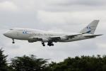 RCH8607さんが、横田基地で撮影したパシフィック・エア・カーゴ 747-4B5(BCF)の航空フォト(写真)