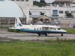 名無しの権兵衛さんが、調布飛行場で撮影した新中央航空 228-212の航空フォト(写真)