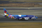 senyoさんが、羽田空港で撮影したエアーニッポン 737-4Y0の航空フォト(写真)