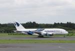 ハム太郎さんが、成田国際空港で撮影したマレーシア航空 A380-841の航空フォト(写真)