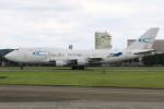 マリオ先輩さんが、横田基地で撮影したパシフィック・エア・カーゴ 747-4B5(BCF)の航空フォト(写真)