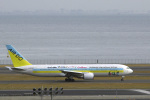 senyoさんが、羽田空港で撮影したAIR DO 767-33A/ERの航空フォト(写真)