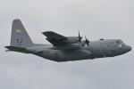 デルタおA330さんが、横田基地で撮影したアメリカ空軍 C-130H Herculesの航空フォト(写真)
