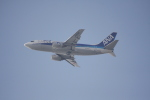 いっとくさんが、伊丹空港で撮影したANAウイングス 737-54Kの航空フォト(写真)