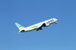tombowさんが、羽田空港で撮影したAIR DO 767-381の航空フォト(写真)