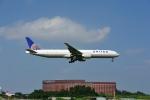saoya_saodakeさんが、成田国際空港で撮影したユナイテッド航空 777-322/ERの航空フォト(写真)
