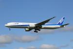 prado120さんが、成田国際空港で撮影した全日空 777-381/ERの航空フォト(写真)