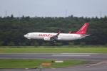 prado120さんが、成田国際空港で撮影したイースター航空 737-8Q8の航空フォト(写真)