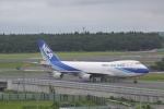prado120さんが、成田国際空港で撮影した日本貨物航空 747-4KZF/SCDの航空フォト(写真)