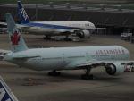 さゆりんごさんが、羽田空港で撮影したエア・カナダ 777-333/ERの航空フォト(写真)