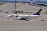 うすさんが、中部国際空港で撮影したスカイマーク 737-82Yの航空フォト(写真)