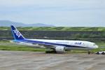 kiraboshi787さんが、長崎空港で撮影した全日空 777-281/ERの航空フォト(写真)