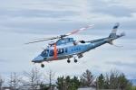 蒼い鳩さんが、新潟空港で撮影した新潟県警察 A109E Powerの航空フォト(写真)