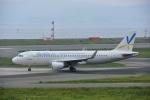 よしポンさんが、関西国際空港で撮影したバニラエア A320-216の航空フォト(写真)