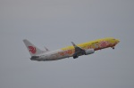 amagoさんが、成田国際空港で撮影した中国国際航空 737-89Lの航空フォト(写真)