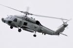 Flankerさんが、厚木飛行場で撮影したアメリカ海軍 MH-60R Seahawk (S-70B)の航空フォト(写真)