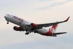 はる0904さんが、関西国際空港で撮影したエア・カナダ・ルージュ 767-333/ERの航空フォト(写真)