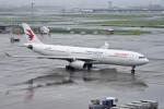 turenoアカクロさんが、羽田空港で撮影した中国東方航空 A330-343Xの航空フォト(写真)