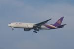mougandouさんが、成田国際空港で撮影したタイ国際航空 777-2D7の航空フォト(写真)