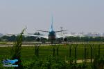 YuukiToonoさんが、青島流亭国際空港で撮影した大韓航空 A330-323Xの航空フォト(写真)