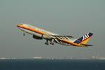 daikさんが、羽田空港で撮影した日本エアシステム A300B2K-3Cの航空フォト(写真)
