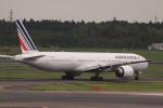 けいとパパさんが、成田国際空港で撮影したエールフランス航空 777-328/ERの航空フォト(写真)