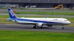 tkosadaさんが、羽田空港で撮影した全日空 A321-211の航空フォト(写真)
