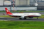 tkosadaさんが、羽田空港で撮影した上海航空 A330-343Xの航空フォト(写真)