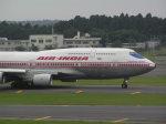 hachiさんが、成田国際空港で撮影したエア・インディア 747-337Mの航空フォト(写真)
