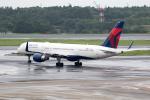 どりーむらいなーさんが、成田国際空港で撮影したデルタ航空 757-26Dの航空フォト(写真)