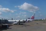 シフォンさんが、高雄国際空港で撮影したチャイナエアライン 737-8FHの航空フォト(写真)