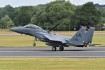 nobu2000さんが、フェアフォード空軍基地で撮影したアメリカ空軍 F-15E Strike Eagleの航空フォト(写真)