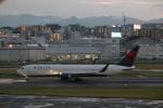 たかきさんが、福岡空港で撮影したデルタ航空 767-332/ERの航空フォト(写真)