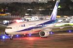 たかきさんが、福岡空港で撮影した全日空 777-281/ERの航空フォト(写真)