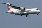 GNPさんが、鹿児島空港で撮影した日本エアコミューター ATR-42-600の航空フォト(写真)