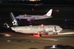 たかきさんが、福岡空港で撮影した全日空 737-881の航空フォト(写真)