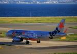 タミーさんが、関西国際空港で撮影したジェットスター・アジア A320-232の航空フォト(写真)