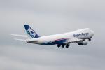 どりーむらいなーさんが、成田国際空港で撮影した日本貨物航空 747-8KZF/SCDの航空フォト(写真)