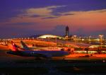 タミーさんが、関西国際空港で撮影したアシアナ航空 777-28E/ERの航空フォト(写真)