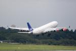 どりーむらいなーさんが、成田国際空港で撮影したスカンジナビア航空 A340-313Xの航空フォト(写真)