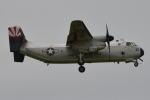 350JMさんが、厚木飛行場で撮影したアメリカ海軍 C-2A Greyhoundの航空フォト(写真)