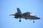 山猿さんが、岩国空港で撮影したアメリカ海兵隊 F-35B Lightning IIの航空フォト(写真)