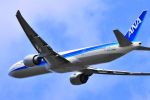 Orange linerさんが、成田国際空港で撮影した全日空 777-381/ERの航空フォト(写真)