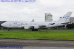 Chofu Spotter Ariaさんが、横田基地で撮影したパシフィック・エア・カーゴ 747-4B5(BCF)の航空フォト(写真)