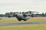 nobu2000さんが、フェアフォード空軍基地で撮影したエアバス・ミリタリ A400Mの航空フォト(写真)
