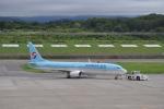 やす!さんが、青森空港で撮影した大韓航空 737-9B5/ER の航空フォト(写真)