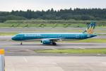 どりーむらいなーさんが、成田国際空港で撮影したベトナム航空 A321-231の航空フォト(写真)