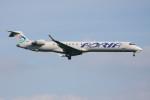 こすけさんが、フランクフルト国際空港で撮影したアドリア航空 CL-600-2D24 Regional Jet CRJ-900 NextGenの航空フォト(写真)