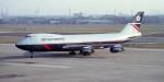 ハミングバードさんが、伊丹空港で撮影したブリティッシュ・エアウェイズ 747-136の航空フォト(写真)